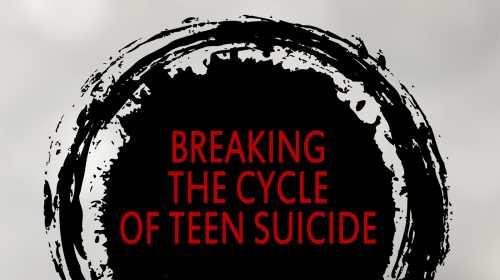 dead serious breaking the cycle of teen suicide