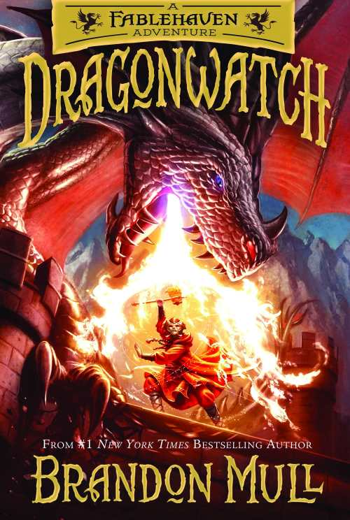 Review of Dragonwatch (9781629722566) — Foreword Reviews