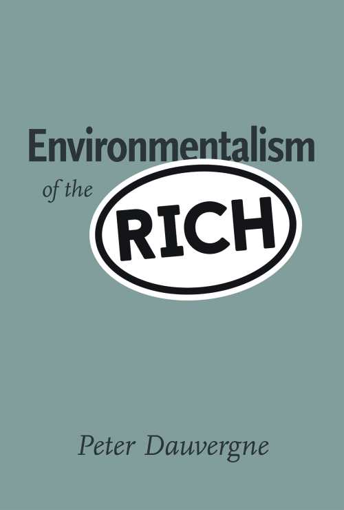 environmentalism of the rich book review pdf