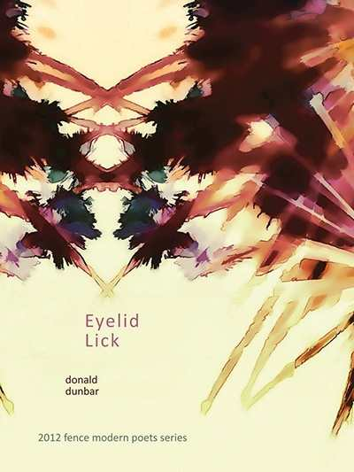 Eyelid Lick book cover