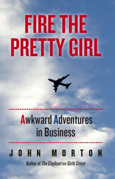 Pretty Book Cover Review ~ Review of fire the pretty girl  — foreword