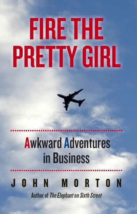 Pretty Book Cover Review : Review of fire the pretty girl  — foreword