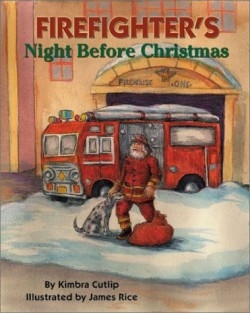 Review of Firefighter's Night Before Christmas (9781589800540 ...