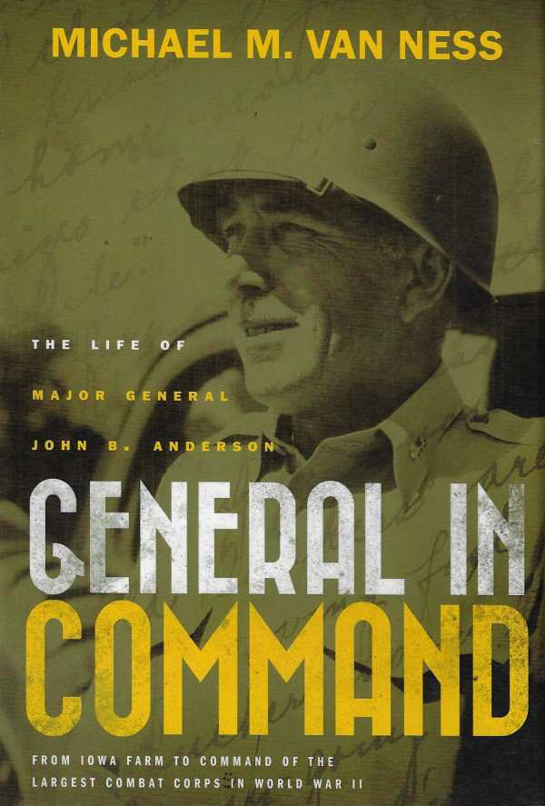 Major World Reviews >> Review Of General In Command 9781633938519 Foreword Reviews