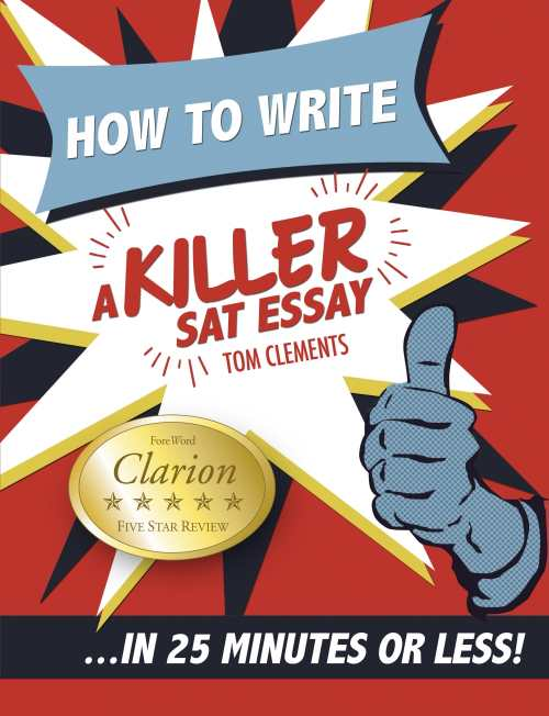 best books for sat essay