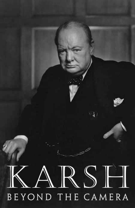 Karsh book cover