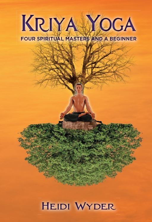 Book Cover Vintage Yoga : Review of kriya yoga  — foreword reviews
