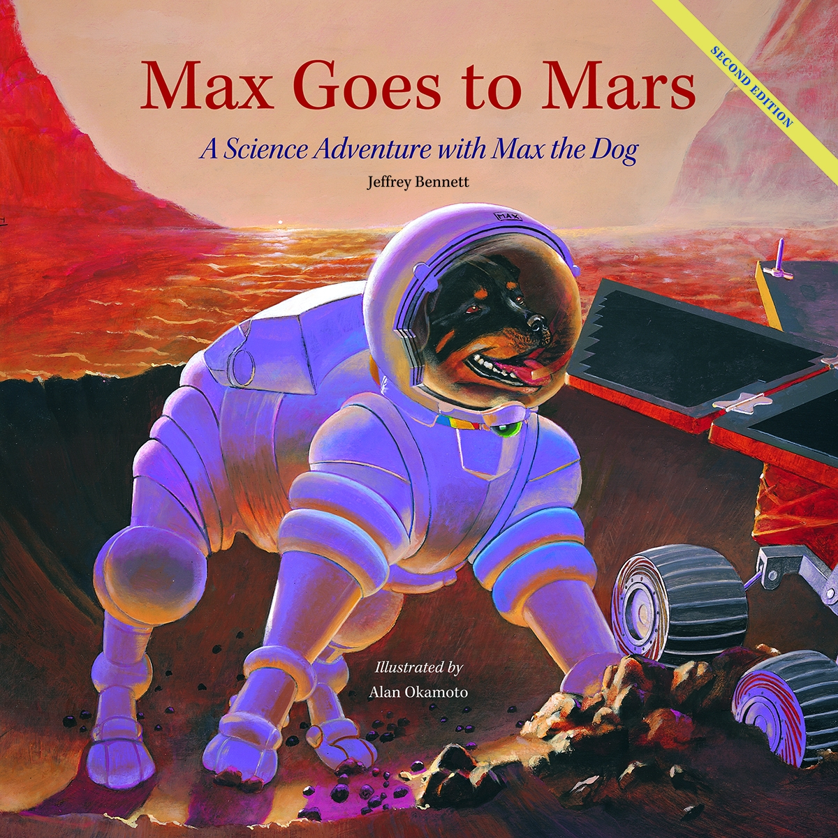 Max Goes to Mars (2015 Foreword INDIES Finalist ...