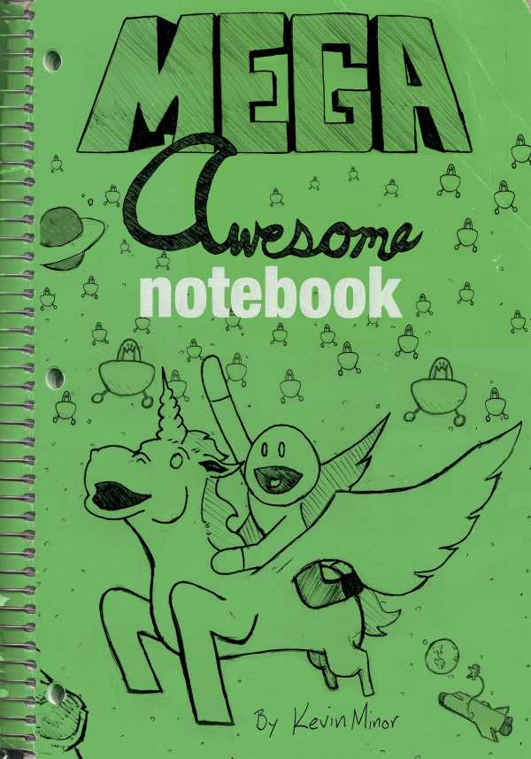 Review of Mega Awesome Notebook (9780764356940) — Foreword