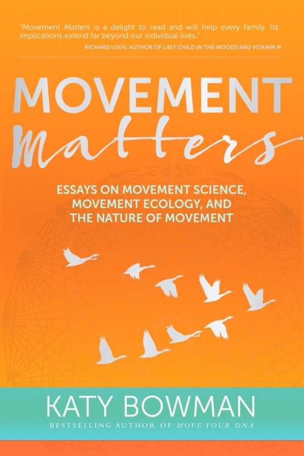 Bildresultat för movement matters book cover
