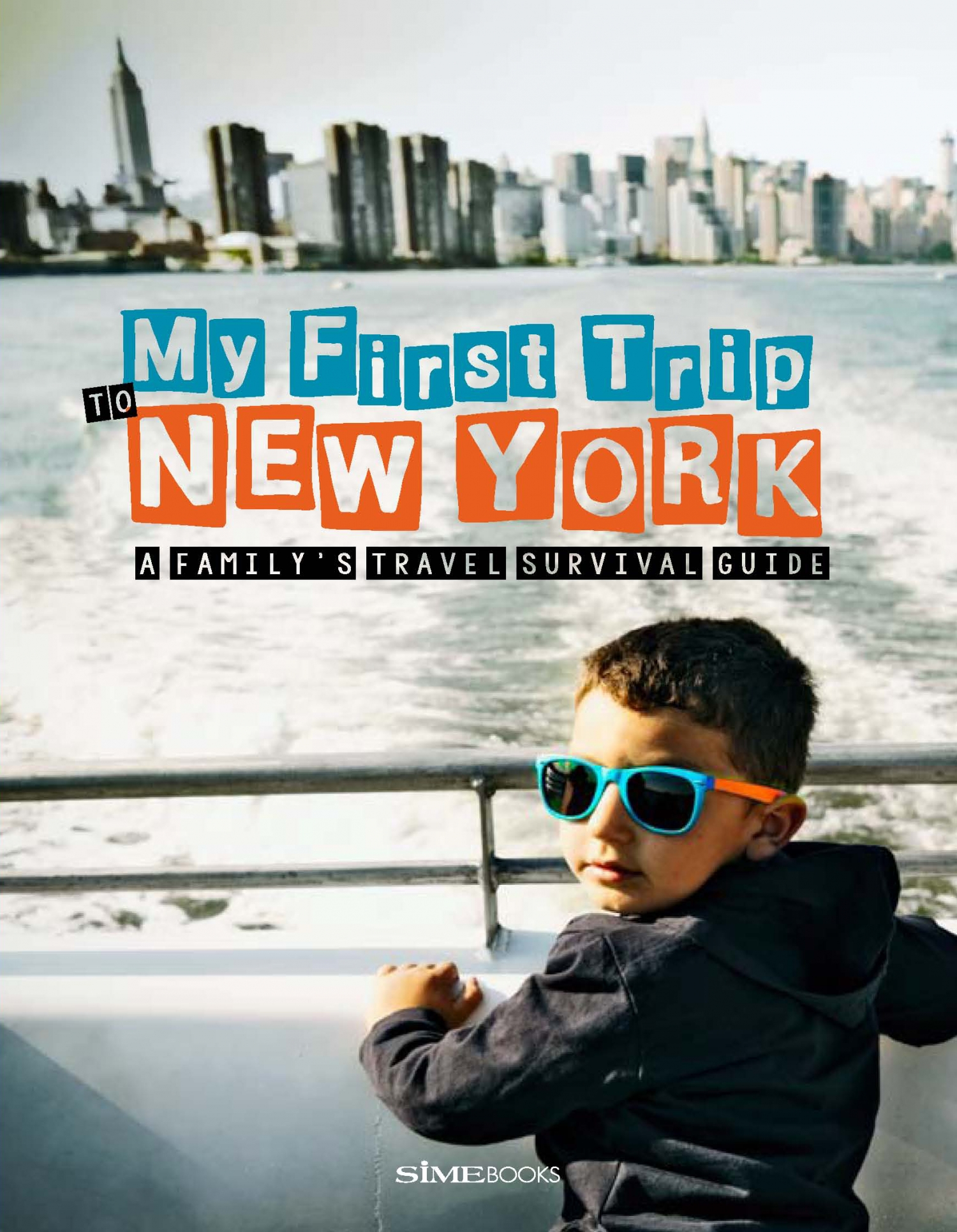 my first visit to new york