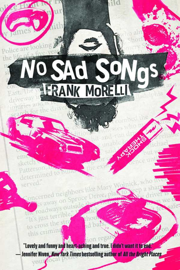 Review of No Sad Songs (9780989908740) — Foreword Reviews
