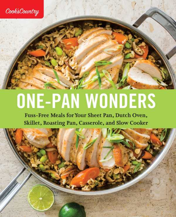 One Pan Wonders America S Test Kitchen