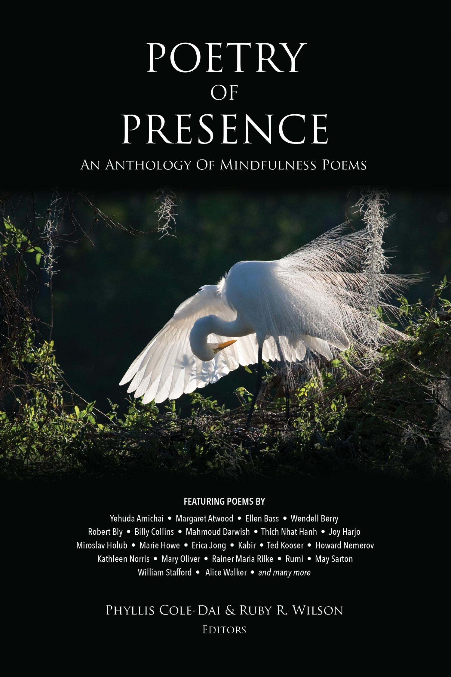 Poetry Book Cover History ~ Poetry of presence foreword indies finalist