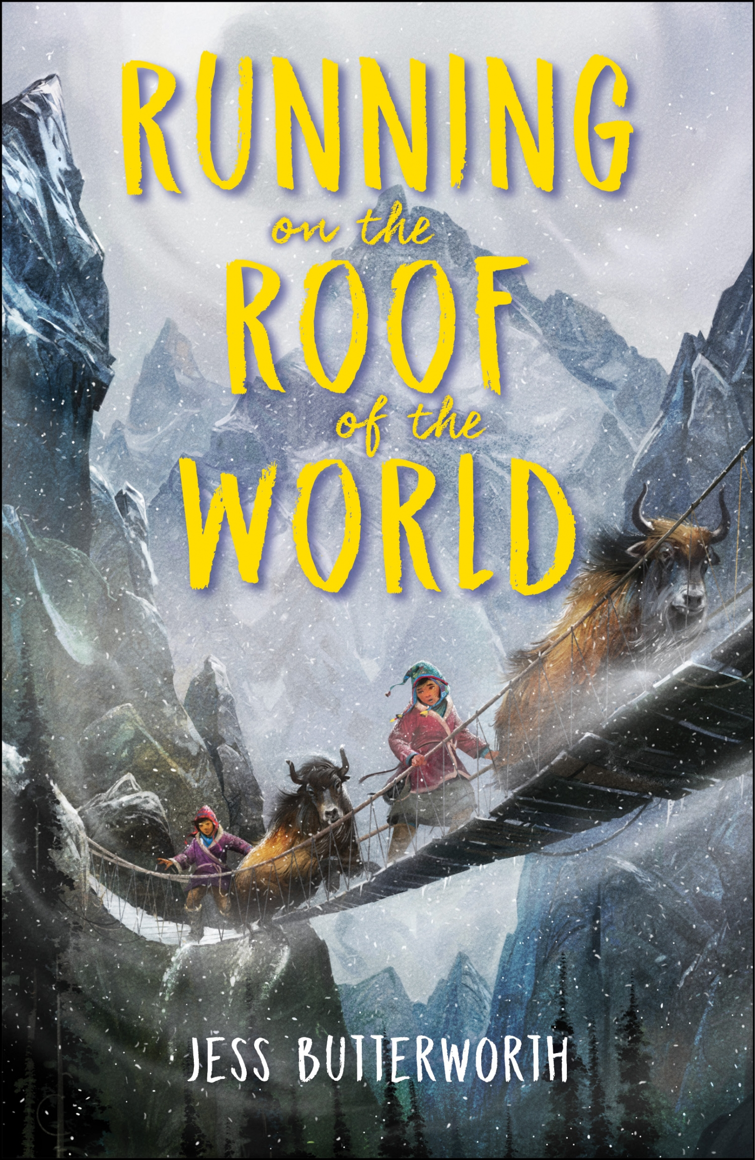 review of running on the roof of the world  9781616208196