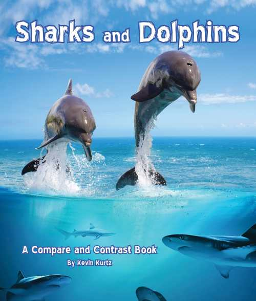 compare and contrast essay on sharks and dolphins Both whales and dolphins are members of the cetacean order of marine mammals the comparison of a whale & a dolphin comparison and contrast of whales and.
