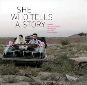 She Who Tells A Story cover