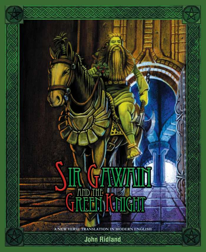 sir gawain the ideal knight Sir gawain's green knight character analysis  or the ideal traits of a knight,  as is shown in sir gawain and the green knight,.