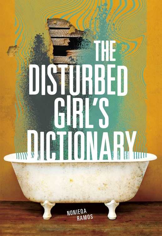 Image of The Disturbed Girl's Dictionary cover