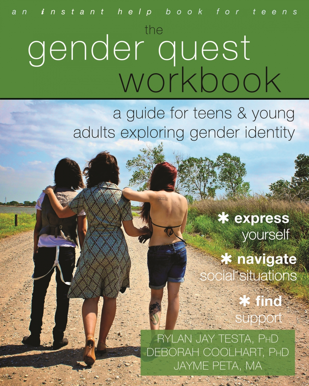 Review of The Gender Quest Workbook for Teens (9781626252974 ...