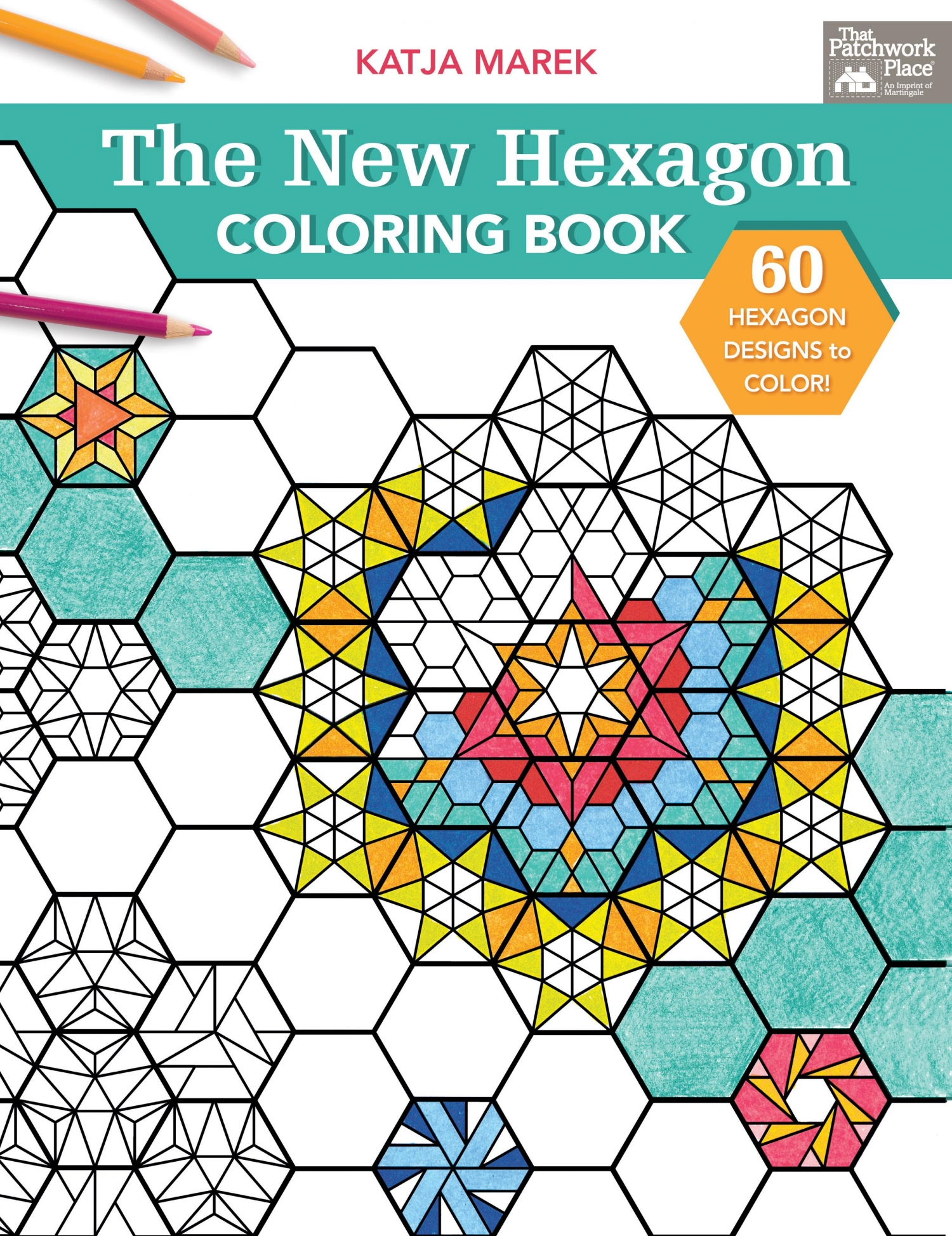 Review Of The New Hexagon Coloring Book 9781604688610 Foreword