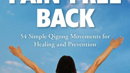 the painfree back 54 simple qigong movements for healing and prevention