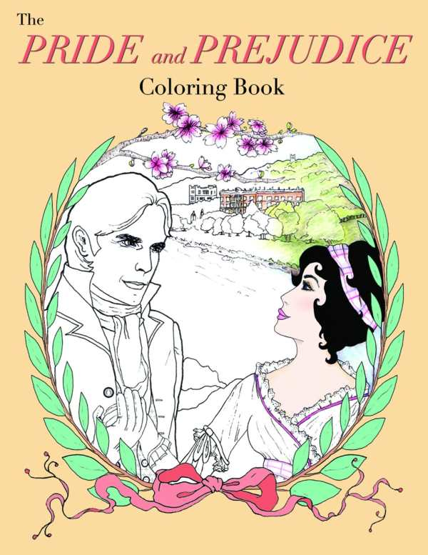 Review Of The Pride And Prejudice Coloring Book 9780937609804