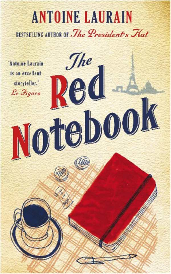 Review of The Red Notebook (9781908313867) — Foreword Reviews