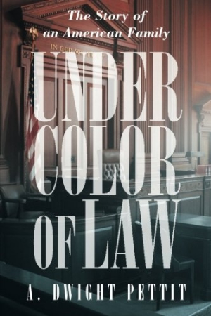 Review Of Under Color Of Law 9781491777008 Foreword Reviews