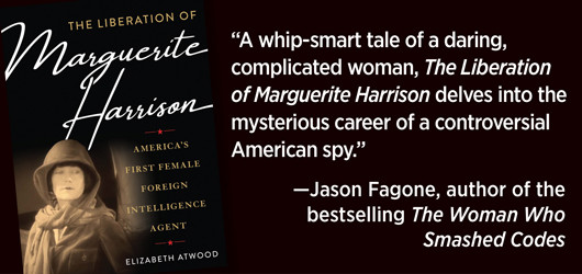 The Liberation of Marguerite Harrison