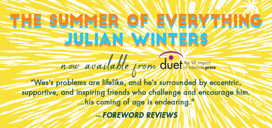 """""""The Summer of Everything"""" ~ Book of the Day"""