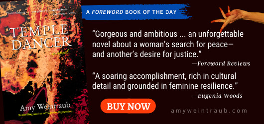 """""""Temple Dancer"""" ~ Book of the Day"""