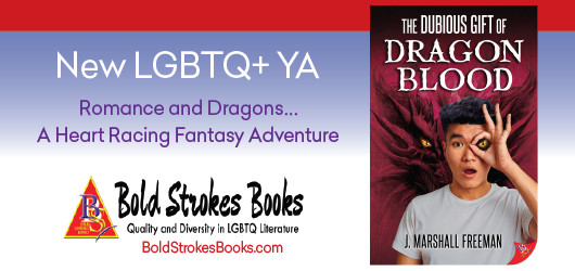 """""""The Dubious Gift of Dragon Blood"""" ~ Book of the Day"""