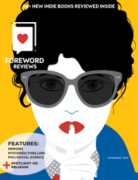 Foreword Reviews July/August 2020 cover