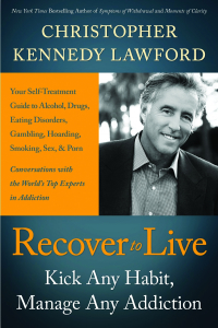 Recover to Live Book Cover