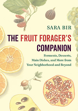 Cover of The Fruit Forager's Companion