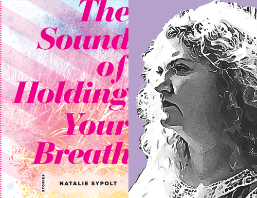 Sound of Holding Your Breath cover and Author