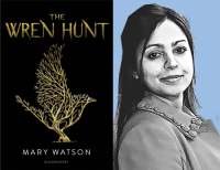 Mary Watson and The Wren Hunt cover