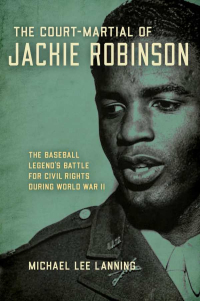 The Court-Martial of Jackie Robinson cover