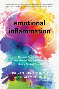 Emotional Inflammation Cover